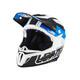 Leatt Brace DBX 5.0 Composite Bike Helmet white/black